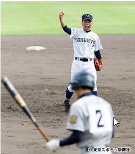 大嶋匠が軟式野球とは無関係なのに注目を集める